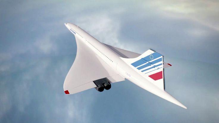 Concorde ČT2 - Legendární dopravní letadlo, které dosahovalo dvojnásobku...