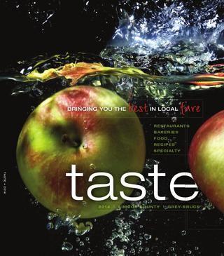 Taste 2014 | Simcoe County & Grey Bruce