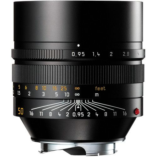 Leica 50mm f/0.95 Noctilux-M Aspherical Manual Focus Lens11-602