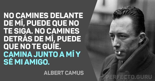Albert Camus nació el 7 de noviembre de 1913 en Mondovi (hoy Drean, Argelia).fue un novelista, ensayista, dramaturgo, filósofo y periodista francés nacido en Argelia. Las concepciones de Camus se formaron bajo el influjo de Schopenhauer, de Nietzsche y del existencialismo alemán. En 1957 se le concedió el premio Nobel de Literatura por «el conjunto …