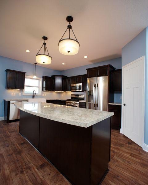 Montgomery Kitchen by Wayne Homes, via Flickr