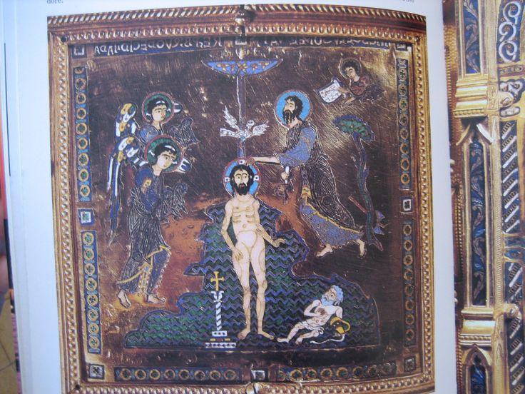 Exceptionnel 117 best Baptême du Christ images on Pinterest | Christ, Lord and  SU32