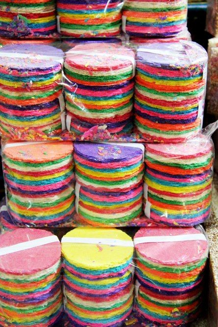 Obleas, Mexico. Mi dulce favorito :)  http://www.georginayoungellis.com/