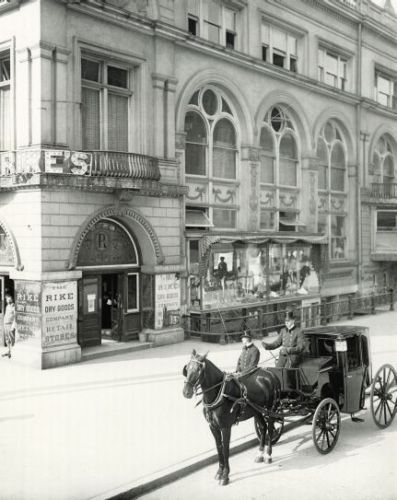 273 Best Old Time Department Stores Images On Pinterest