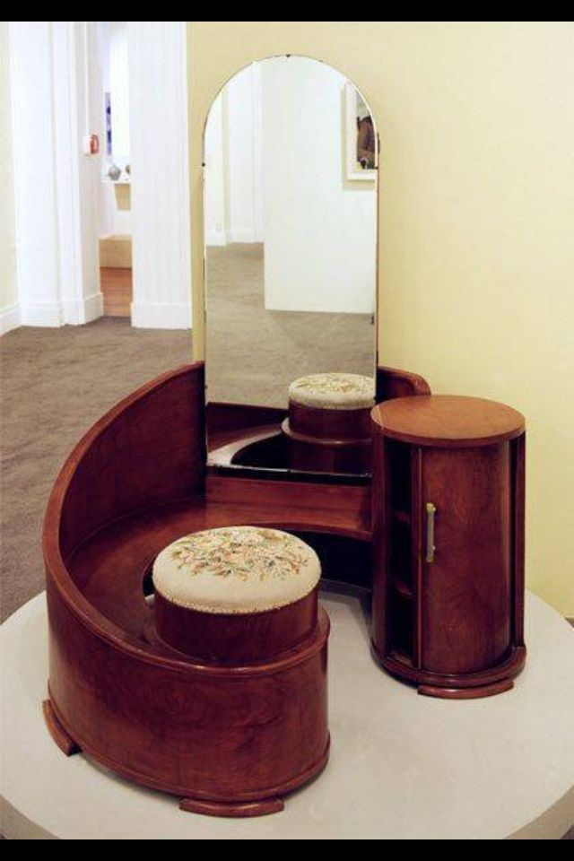 Sadlyoutofideas floydsroom cgmfindings 1939 art deco dressing table can be please haul this onto the good ship pirart we need this for time outs