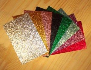 History of sparkle drum wrap