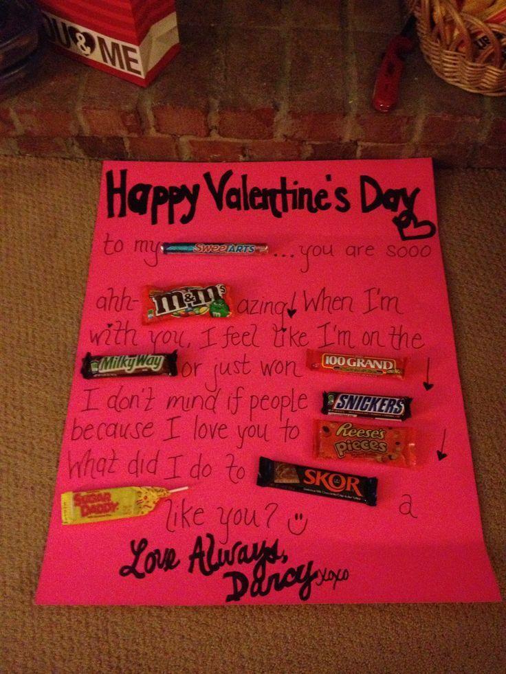 15 best Candy Poster Valentines images on Pinterest  Valentine