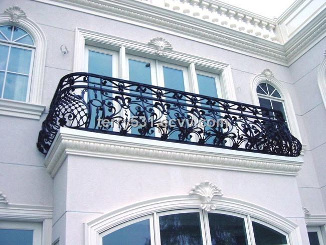 Wrought Iron - China Wrought Iron, balcony Manufacture