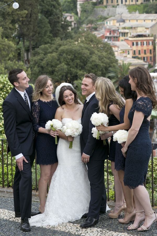 Portofino wedding, Italy by Lauren Michelle Weddings  www.laurenmichelle.com.au  Featured on SMP Weddings