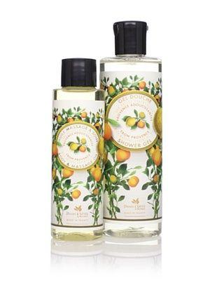 47% OFF Panier des Sens Soothing Oils from Provence Shower Gel & Massage Oil, Set of 2