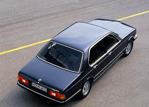 BMW 745i (1983-1986)