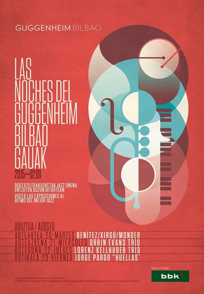 Las Noches del Guggenheim Bilbao - Hopper ink estudio (Bilbao)