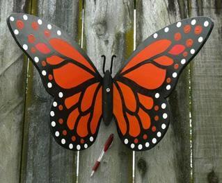 Monarch butterfly, Kiwiana