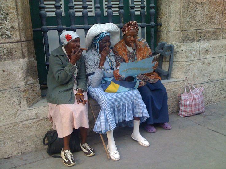 Z-CARD®s make an essential map in Cuba!!
