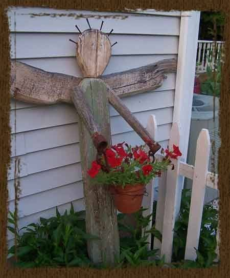9 Front Garden Ideas Anybody Can Try: 9 Best Angel Made From Shutters Images On Pinterest