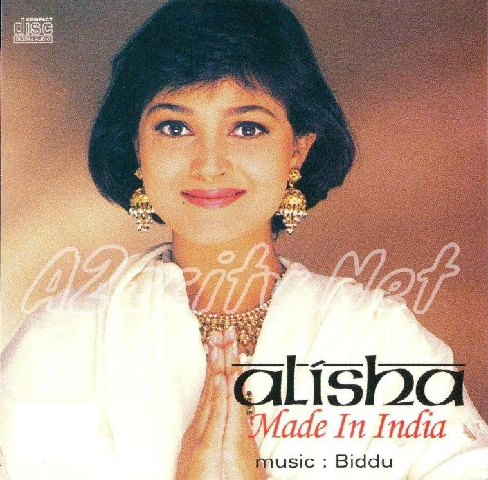 Alisha Chinai - Made In India [1995-MP3-VBR-320Kbps] | A2zcity.Net