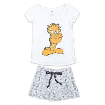 Garfield short cotton pyjama