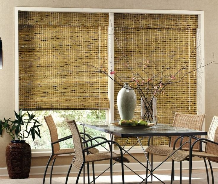 Home Decoration Special Wide Bamboo Shades For Dining Room Decor Cool CurtainsBamboo BlindsBamboo