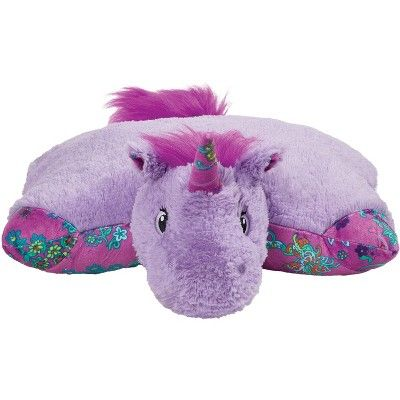 Lavender Unicorn Pillow Pet, Purple in 2019 Unicorn