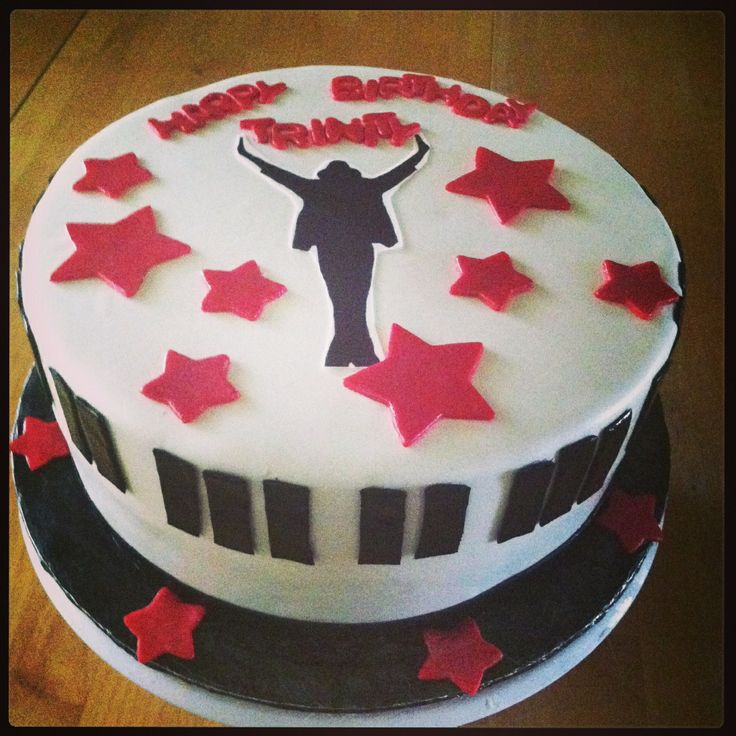 135 best images about Michael Jackson Cakes on Pinterest ...