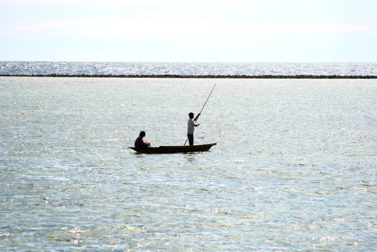 #Postcard of Mabul Island, beautiful #diving spot