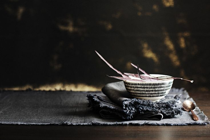 Black and White Crockery – Mad About The House