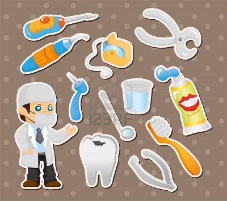 .tandarts clipart