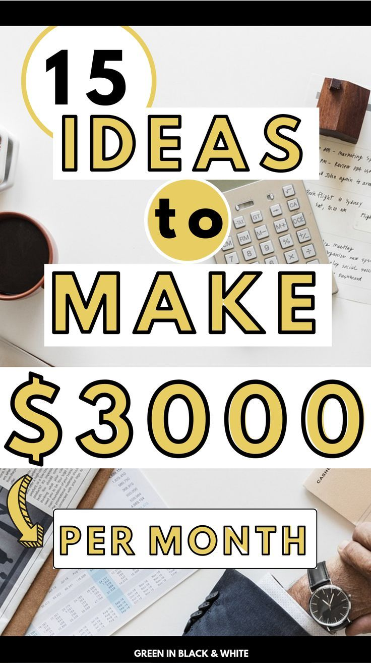 Want to make extra money from home? This will help you with 15 supplemental inco… – Make money online