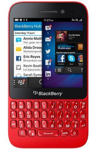 Goedkoopste BlackBerry Q5 Rood Abonnementen Vergelijken | Mobiele Telefoon Abonnementen Vergelijken - Versus Abo