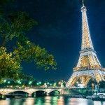 Paris Eiffel Tower Free Hd Wallpapers - http://www.freehdwallpapershq.com/paris-eiffel-tower-free-hd-wallpapers/