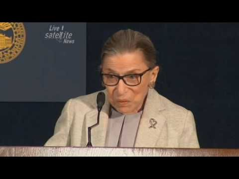 Watch: Ginsburg Refers to Graham as One of 'the Women of the Senate' - Breitbart