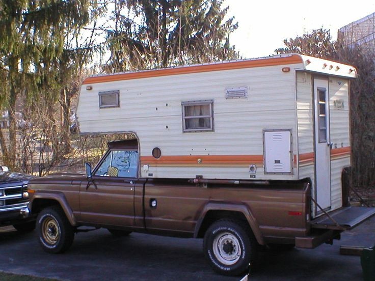 Many a family vacation was taken in one of these. A family of 6 in one of these for weeks on end, in EarFalls....Good times! :)