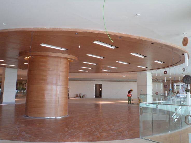 Mall Plaza Egaña, espacios comunes 3er piso
