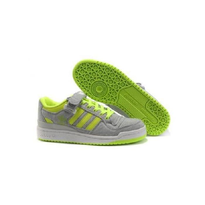 chaussures adidas scratch homme | Adidas Forum sneakers mixte en cuir  véritable - basket - homme