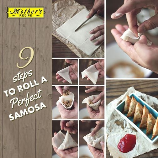 15 best the way mummy made it images on pinterest recipes heres a step wise way of rolling a perfect samosa try it at home and pakistani food recipeseasy indian forumfinder Images