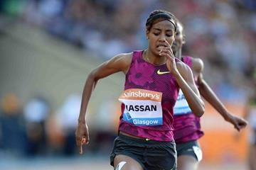 Hassan beats Aregawi again with a meeting record – IAAF Diamond League