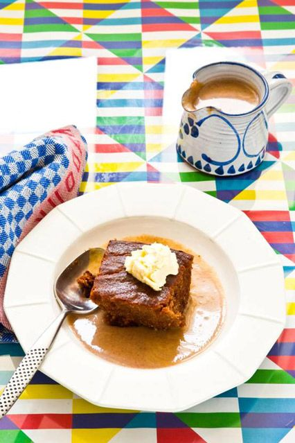 Almond & coconut flour GF SF   Hemsley And Hemsley Sticky Toffee Pudding Recipe (Vogue.com UK)