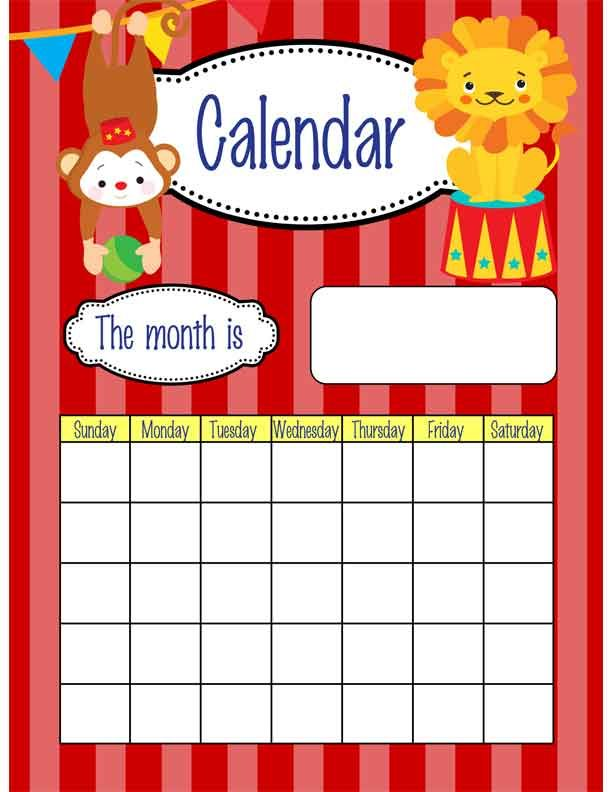 Classroom Calendar Days Of The Year : Images about circus theme classroom decor on