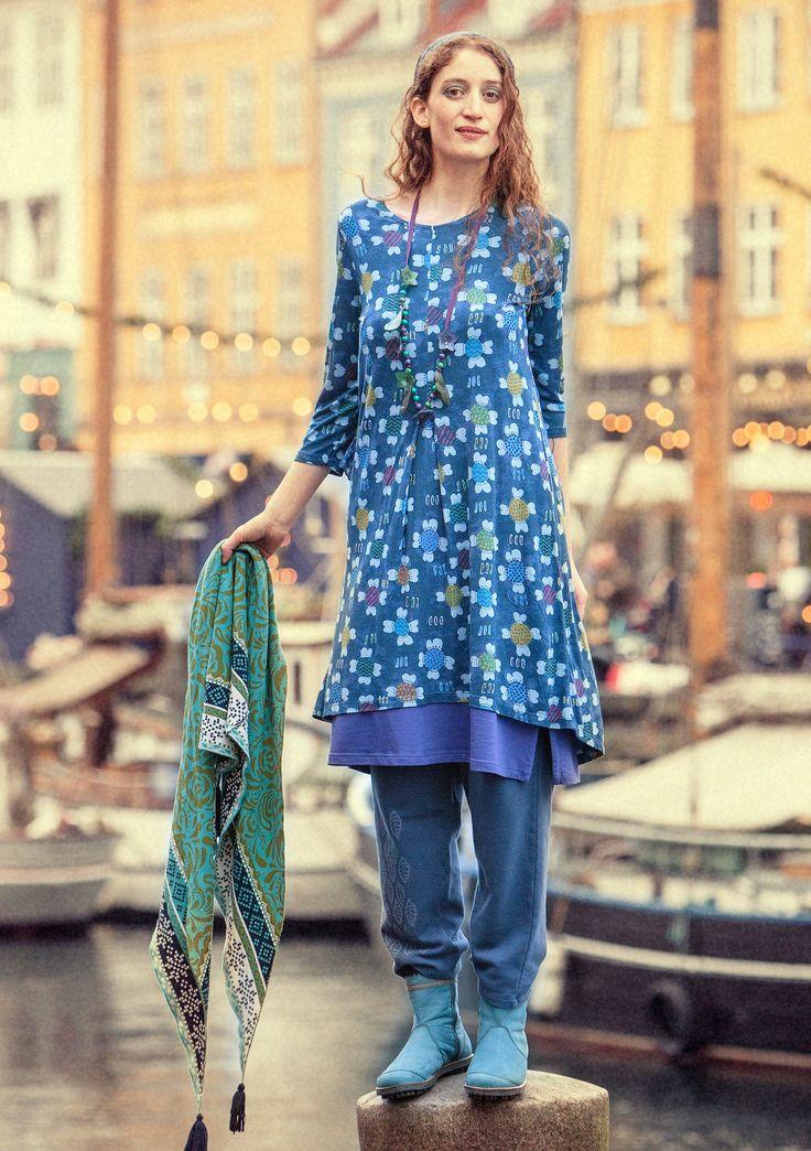 "Robe ""Ditte"" en viscose–Jupes & robes–GUDRUN SJÖDÉN – Kläder Online & Postorder"