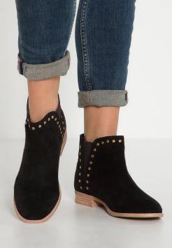 Roxy - AUSTIN  - Korte laarzen - black