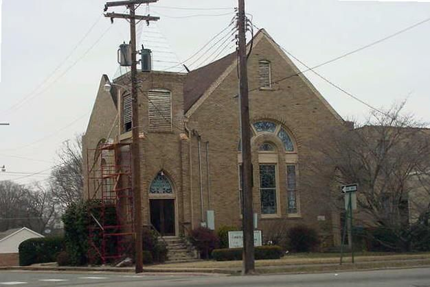 Cumberland Presbyterian Church in White County, Arkansas