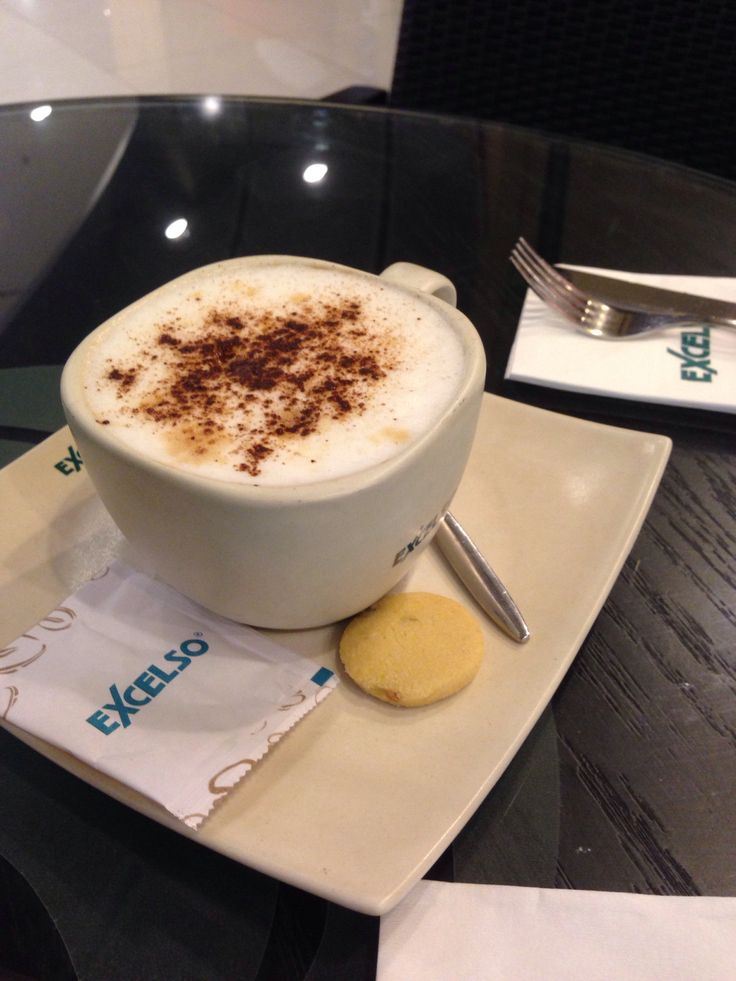Excelso Hot Coffee