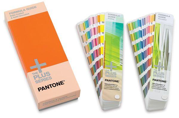 Pantone Plus Series Formula Guides Set