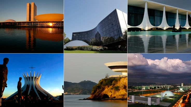 Most Famous Architectural Buildings  #architecture #oscarniemeyer Pinned by www.modlar.com
