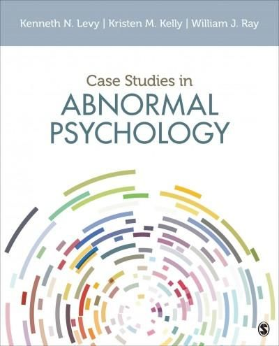 abnormal psychology case vignette The case study method of teaching applied to abnormal psychology in the hundred it also has been used to teach about the social psychology of.