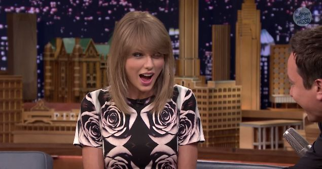 Jimmy Fallon Show Taylor Swift 2014 Before Yahoo Live Stream #jimmyfallon #taylorswift #yahoolivestream #2014