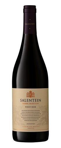 Salentein Barrel Selection Pinot Noir: Rijke, gulle complexe rode wijn met tonen van rijpe kersen, bessen en kruiden; vleugje vanille afkomstig van het lageren op Franse eiken. Zachte, lange afdronk. De druiven, handgeplukt, worden zeer voorzichtig gekneusd. De temperatuur wordt tijdens de fermentatie zo laag mogelijk gehouden. 10 maanden rijping op nieuwe Franse eiken en daarna minstens 1 jaar op fles