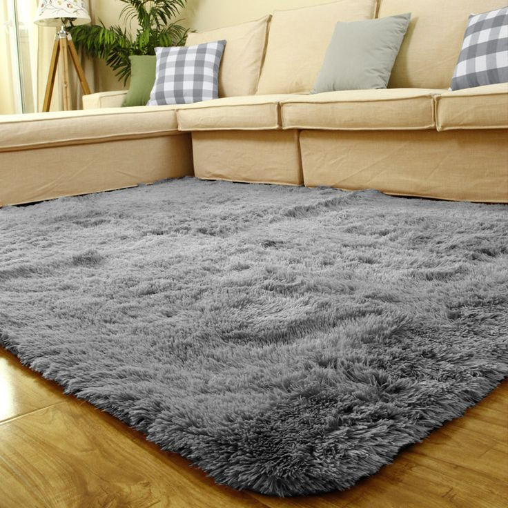Shaggy Extra Soft Rug For Living Room Part 34