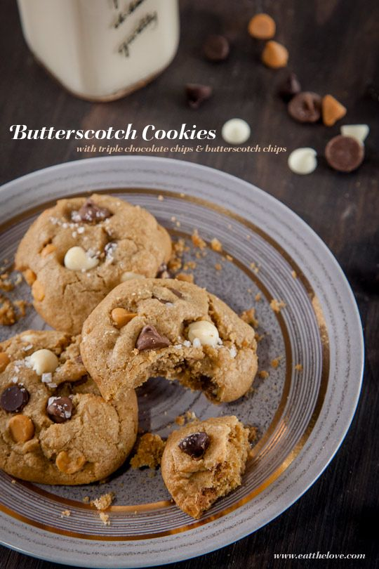 Butterscotch morsels recipes cookies
