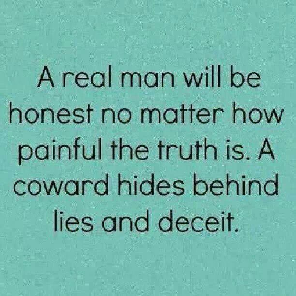Deceit Quotes | Honesty vs lies and deceit